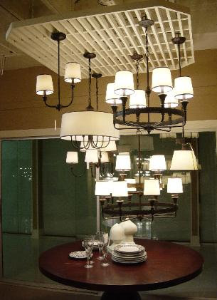 Sinclair Lighting Displays, for lighting products of all ...