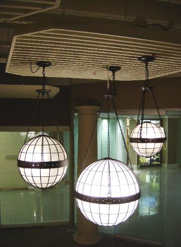 Sinclair Lighting Displays For